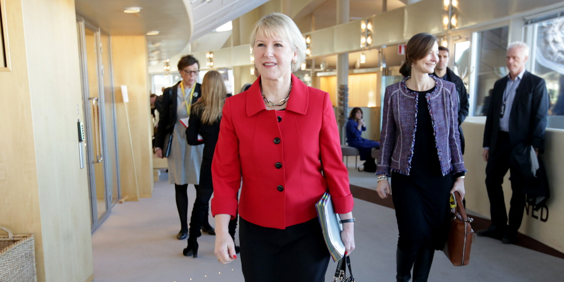 Margot Wallström (Social Democratic Party)