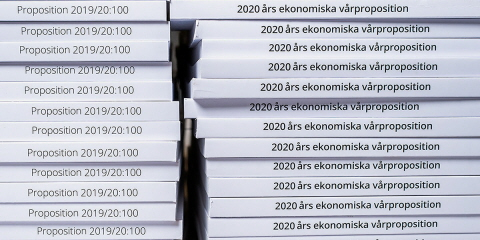 Vårpropostion 2020